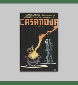 Casanova: Acedia 5 2016