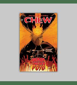 Chew: Demon Chicken Poyo 1 2016