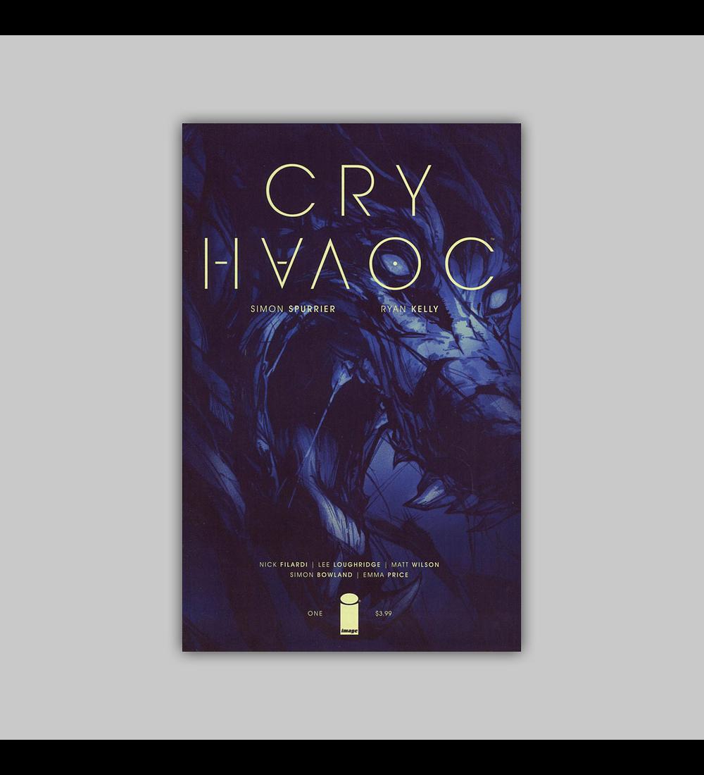Cry Havoc 1 2016