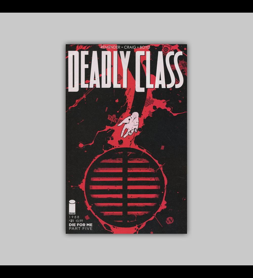 Deadly Class 21 2016