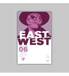 East of West 6 2013