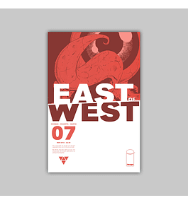 East of West 7 2013