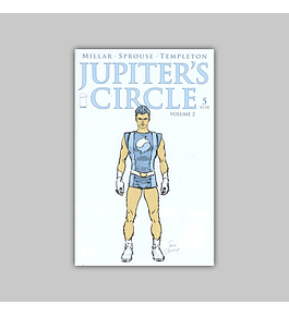 Jupiter's Circle (Vol. 2) 5 B 2016