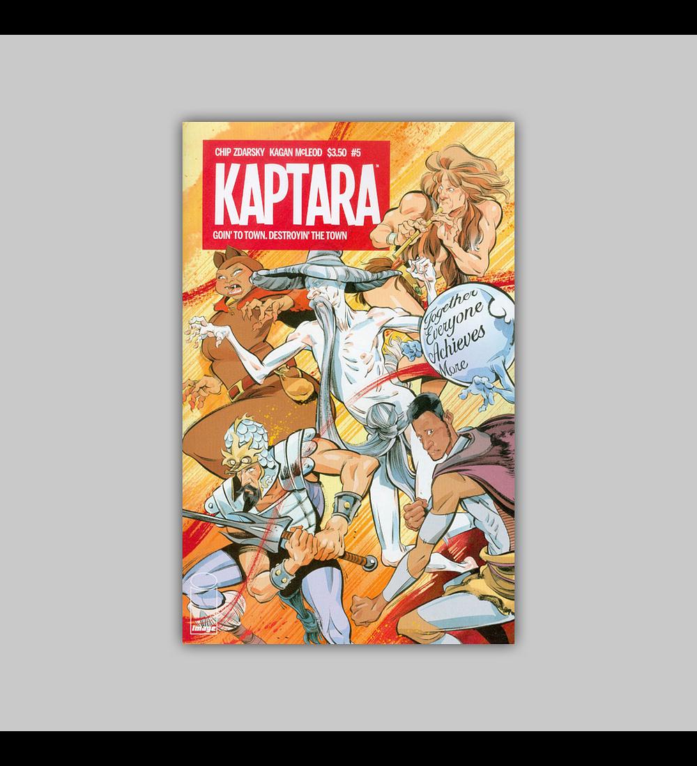 Kaptara 5 2015