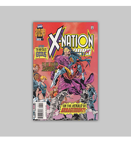 X-Nation 2099 4 1996