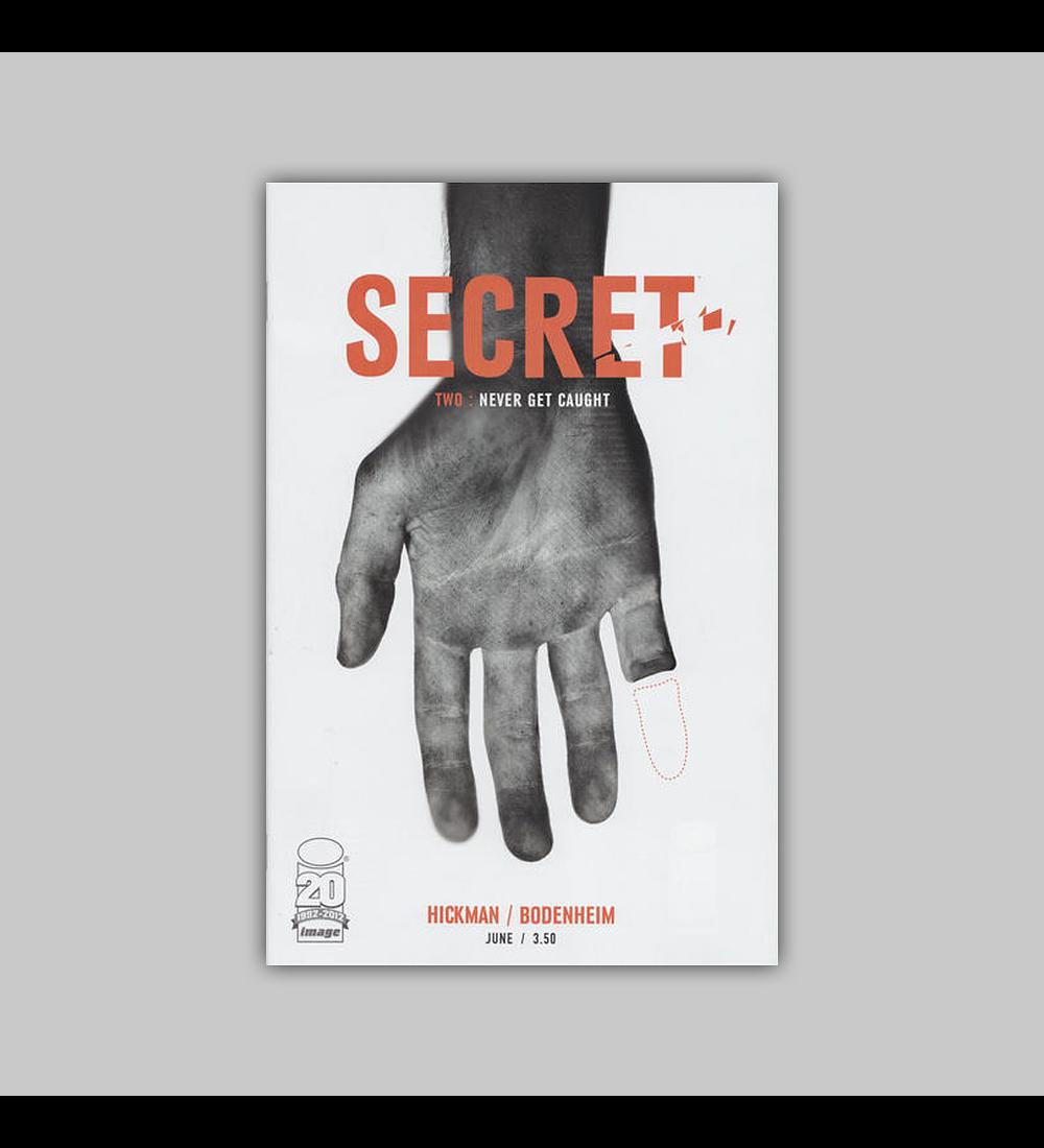 Secret 2 2012