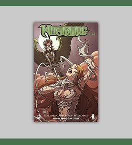 Witchblade 174 B 2014