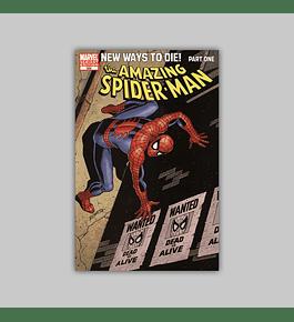 Amazing Spider-Man 568 B 2008