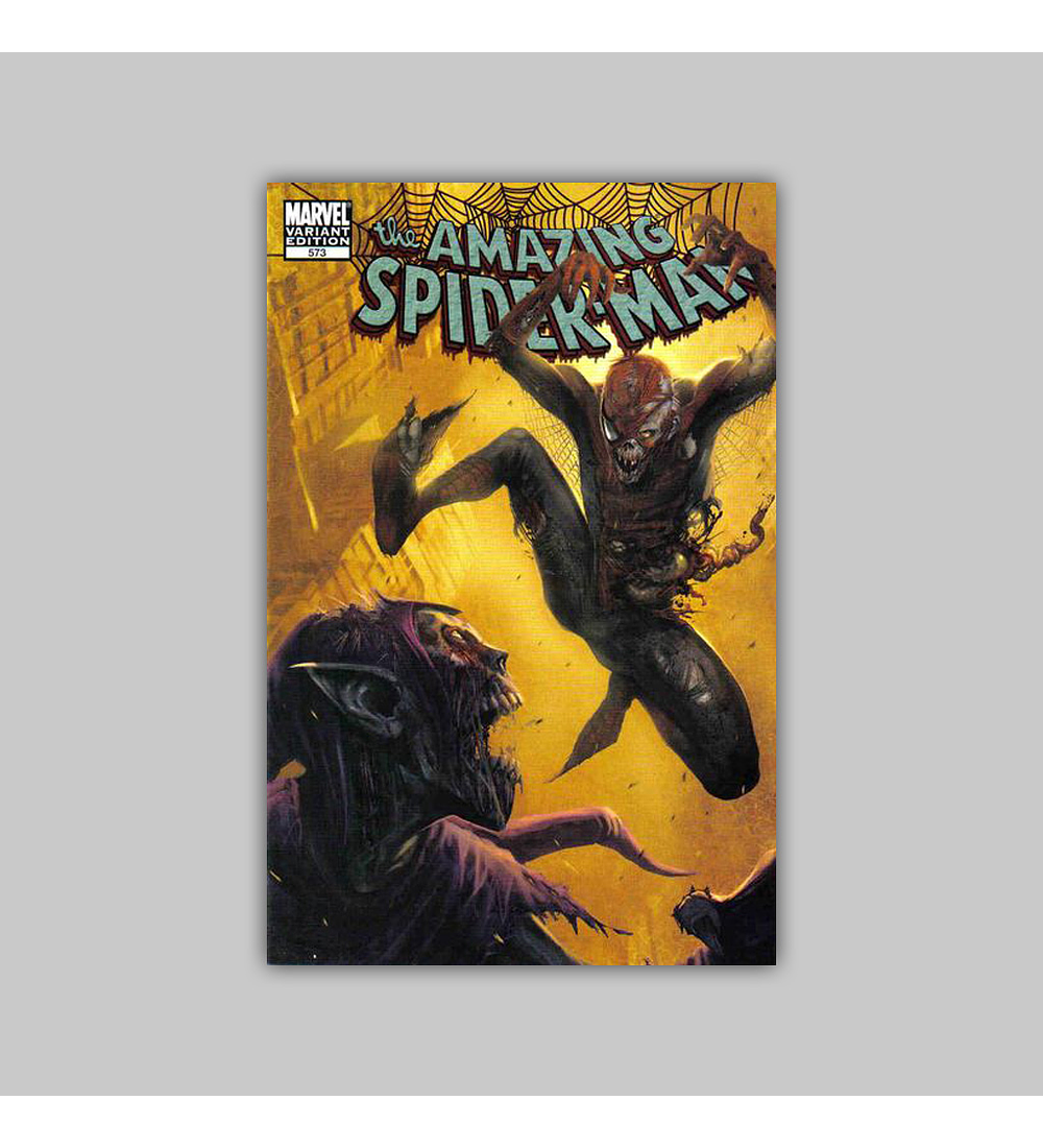 Amazing Spider-Man 573 B 2008
