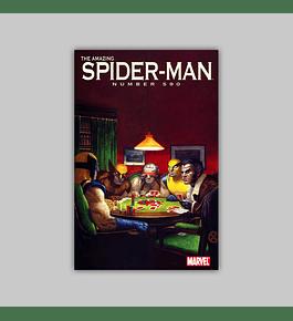Amazing Spider-Man 590 B 2009