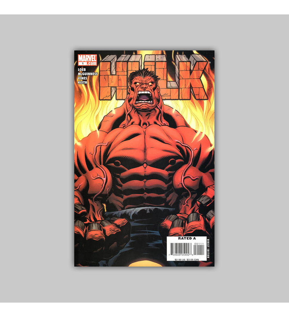 Hulk 1 2008