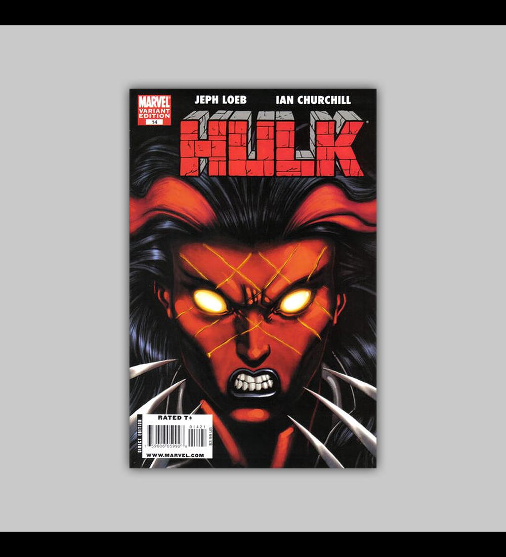 Hulk 14 B 2009