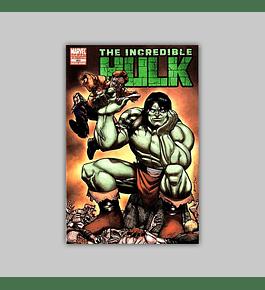 Incredible Hulk 603 B 2009