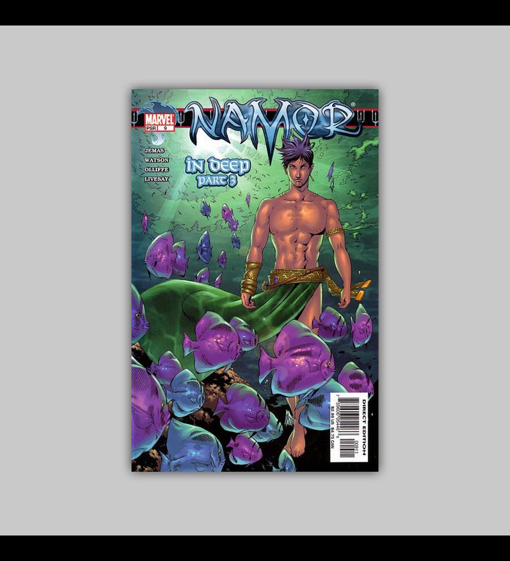 Namor (Vol. 2) 9 2004