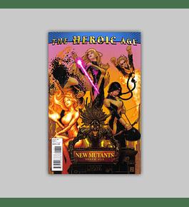 New Mutants (Vol. 3) 13 Heroic Age 2010