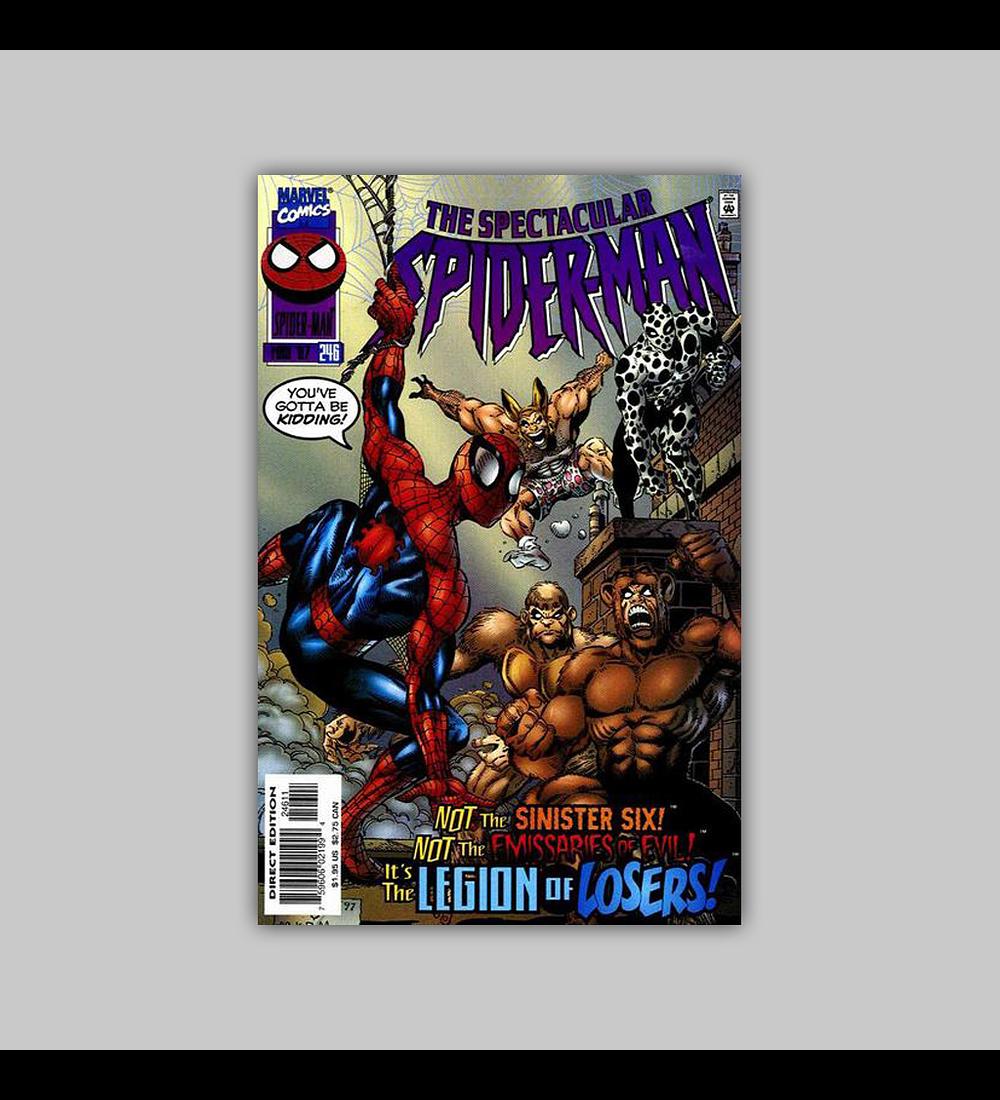 Spectacular Spider-Man 246 1997