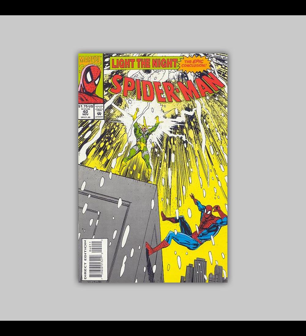Spider-Man 40 1993