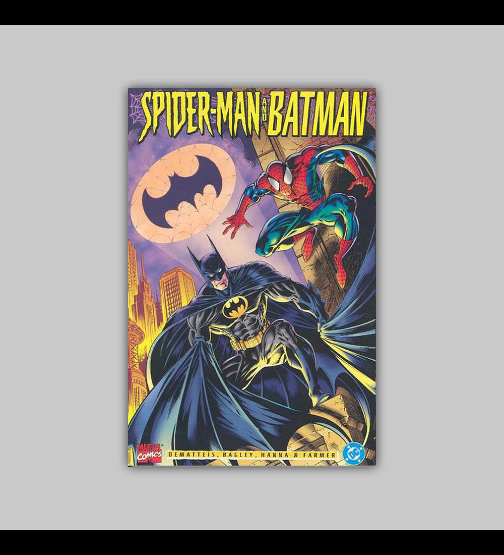 Spider-Man and Batman 1995