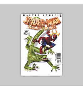 Spider-Man: Quality of Life (complete limited series) 2002