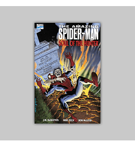 Spider-Man: Soul of the Hunter 1992