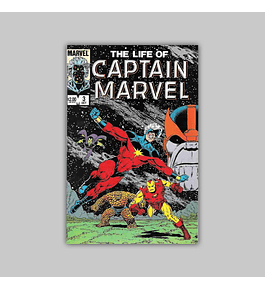 The Life of Captain Marvel 3 1985