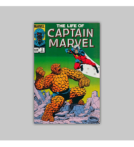 The Life of Captain Marvel 2 1985