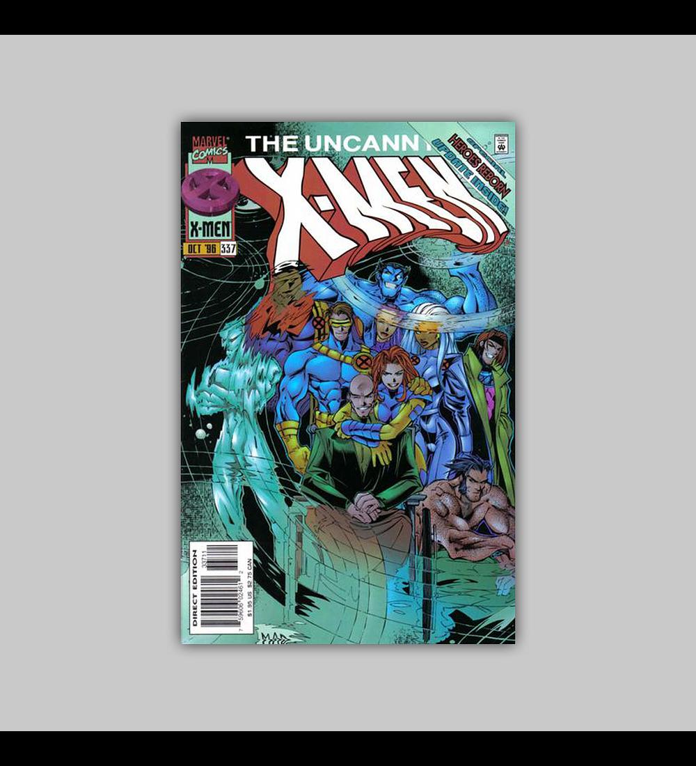 Uncanny X-Men 337 1996