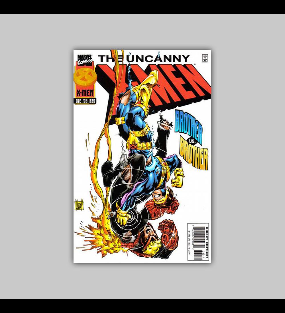 Uncanny X-Men 339 1996