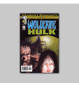 Wolverine/Hulk 4 2002