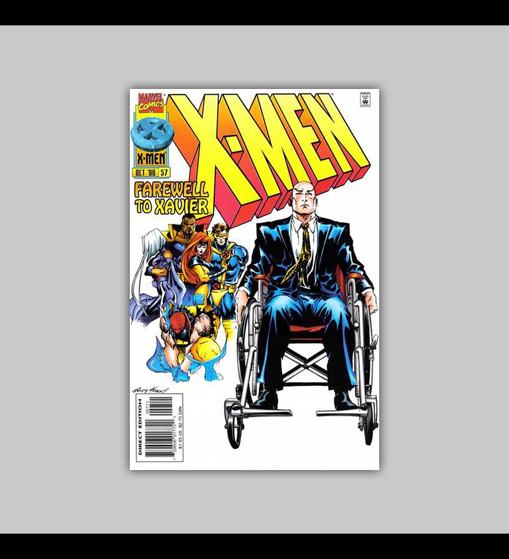 X-Men 57 FN (6.0) 1996