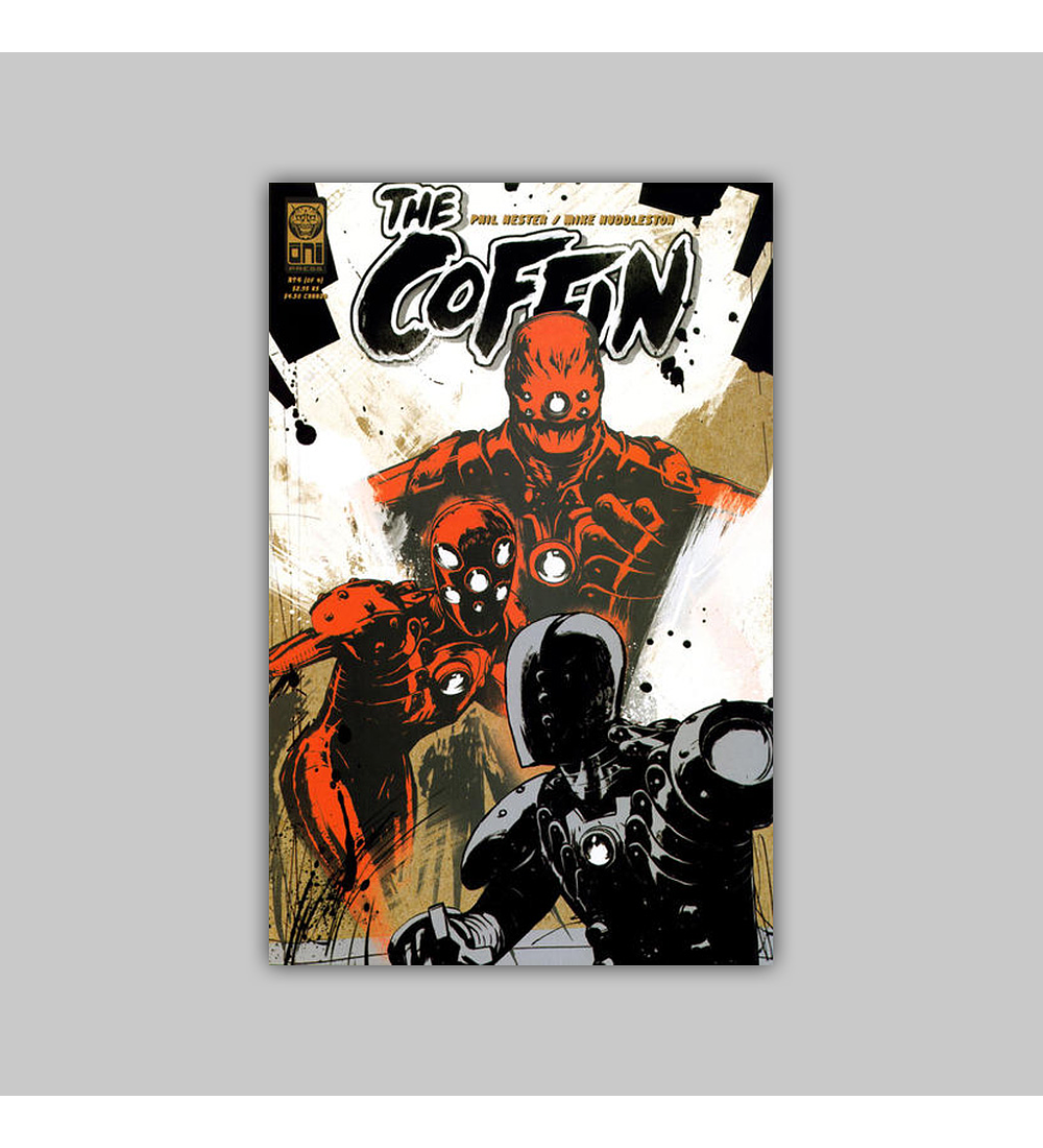 The Coffin 4 2001