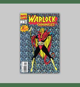 Warlock Chronicles 1 Foil 1993