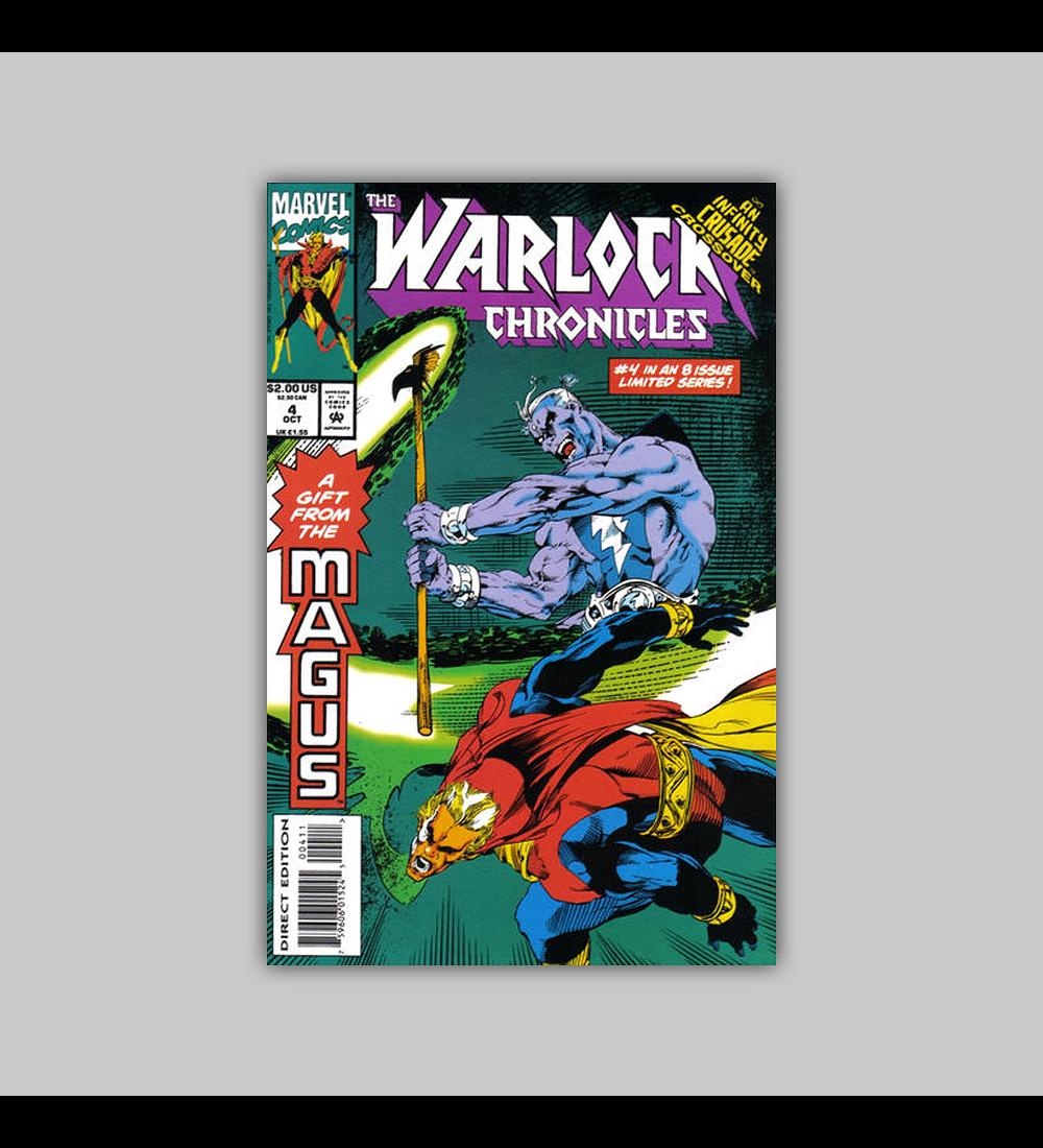 Warlock Chronicles 4 1993