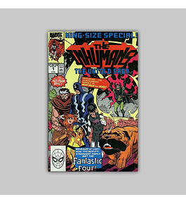 Inhumans The Untold Saga 1 1990