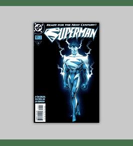 Superman (Vol. 2) 123 Glow In the Dark 1996