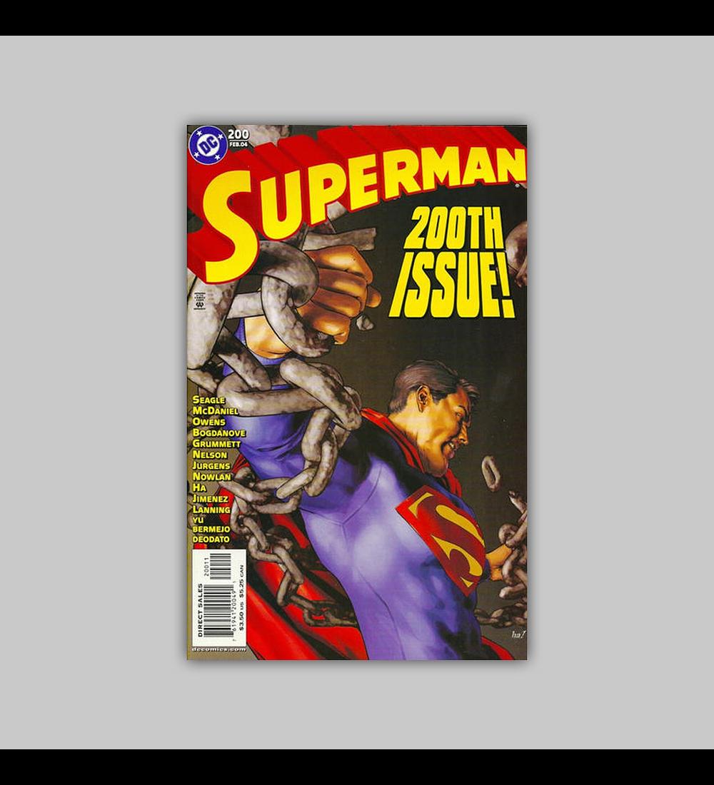 Superman (Vol. 2) 200 2004