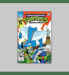 Teenage Mutant Ninja Turtles Adventures 5 1989