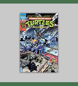 Teenage Mutant Ninja Turtles Adventures 8 1990