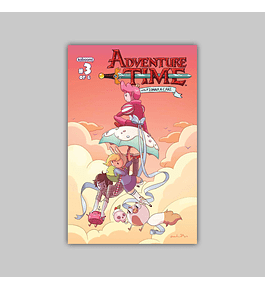 Adventure Time: Fionna and Cake 3 2013