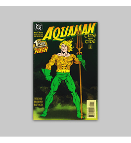 Aquaman: Time And Tide (complete limited series) 1993