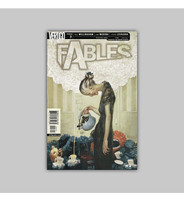 Fables 3 2002