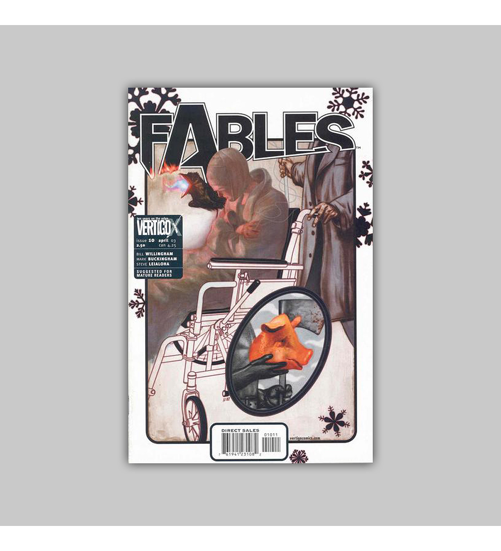 Fables 10 2003