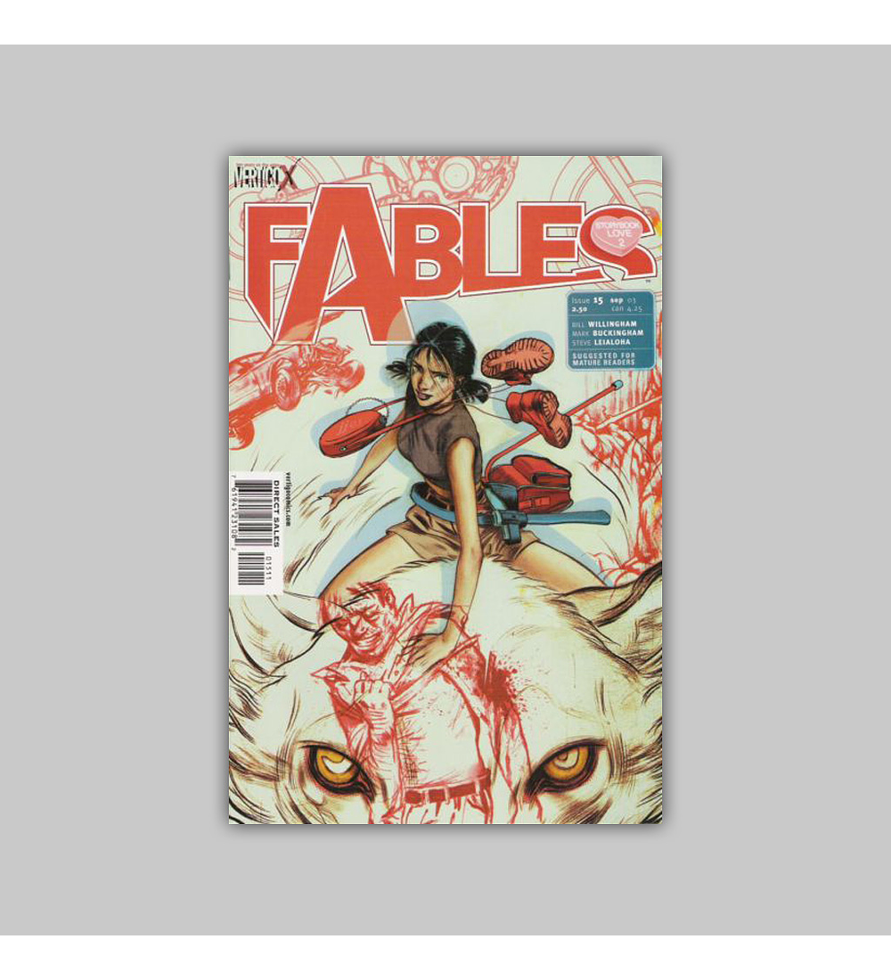 Fables 15 2003