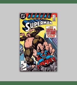 Superman Annual 1 1987