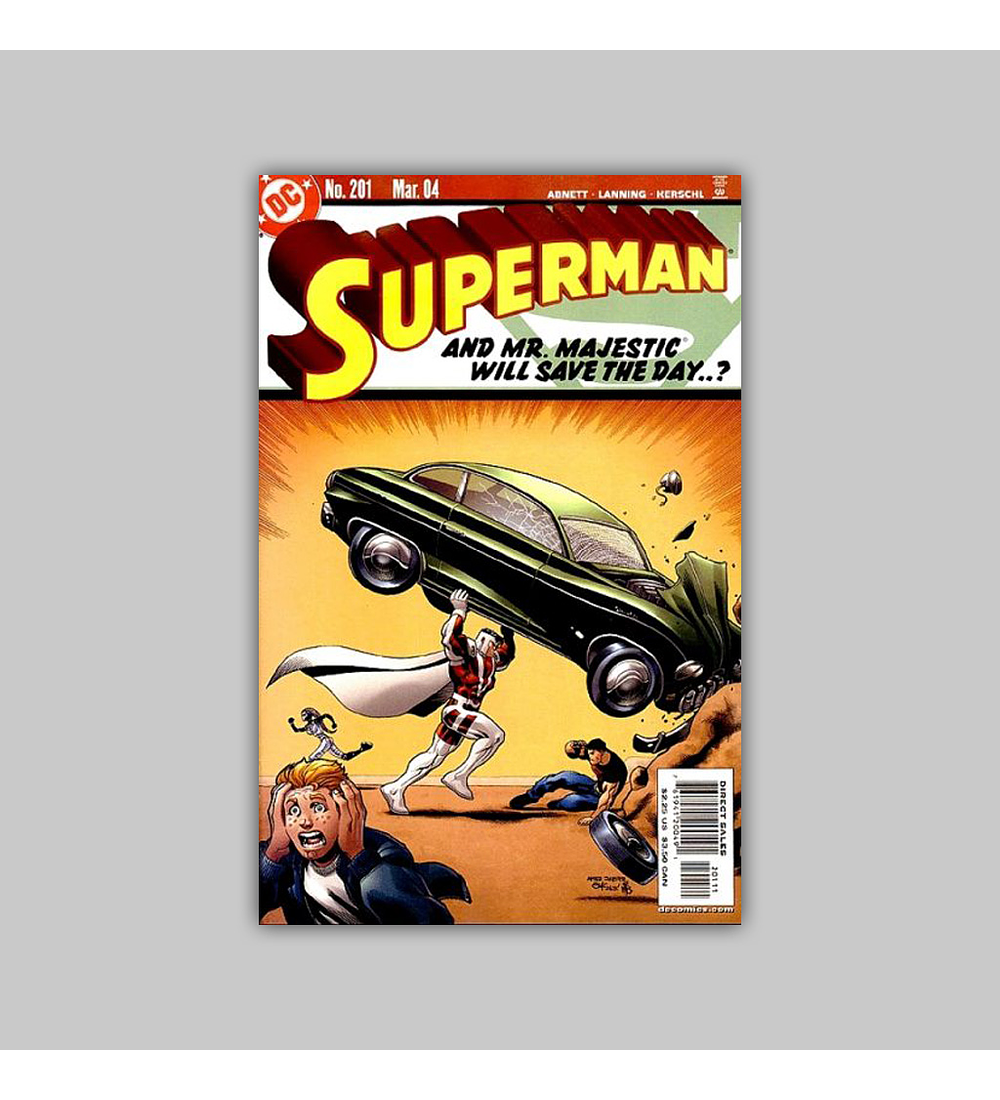 Superman (Vol. 2) 201 2004