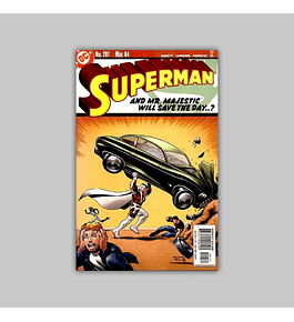 Superman (Vol. 2) 201 2004