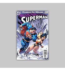 Superman (Vol. 2) 211 2005