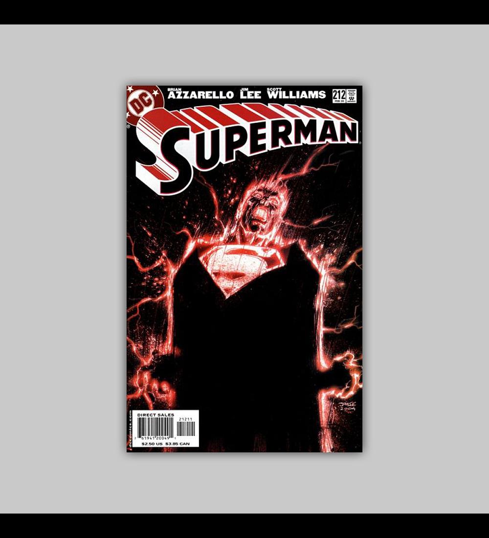 Superman (Vol. 2) 212 2005