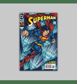 Superman (Vol. 2) 98 Newsstand 1995