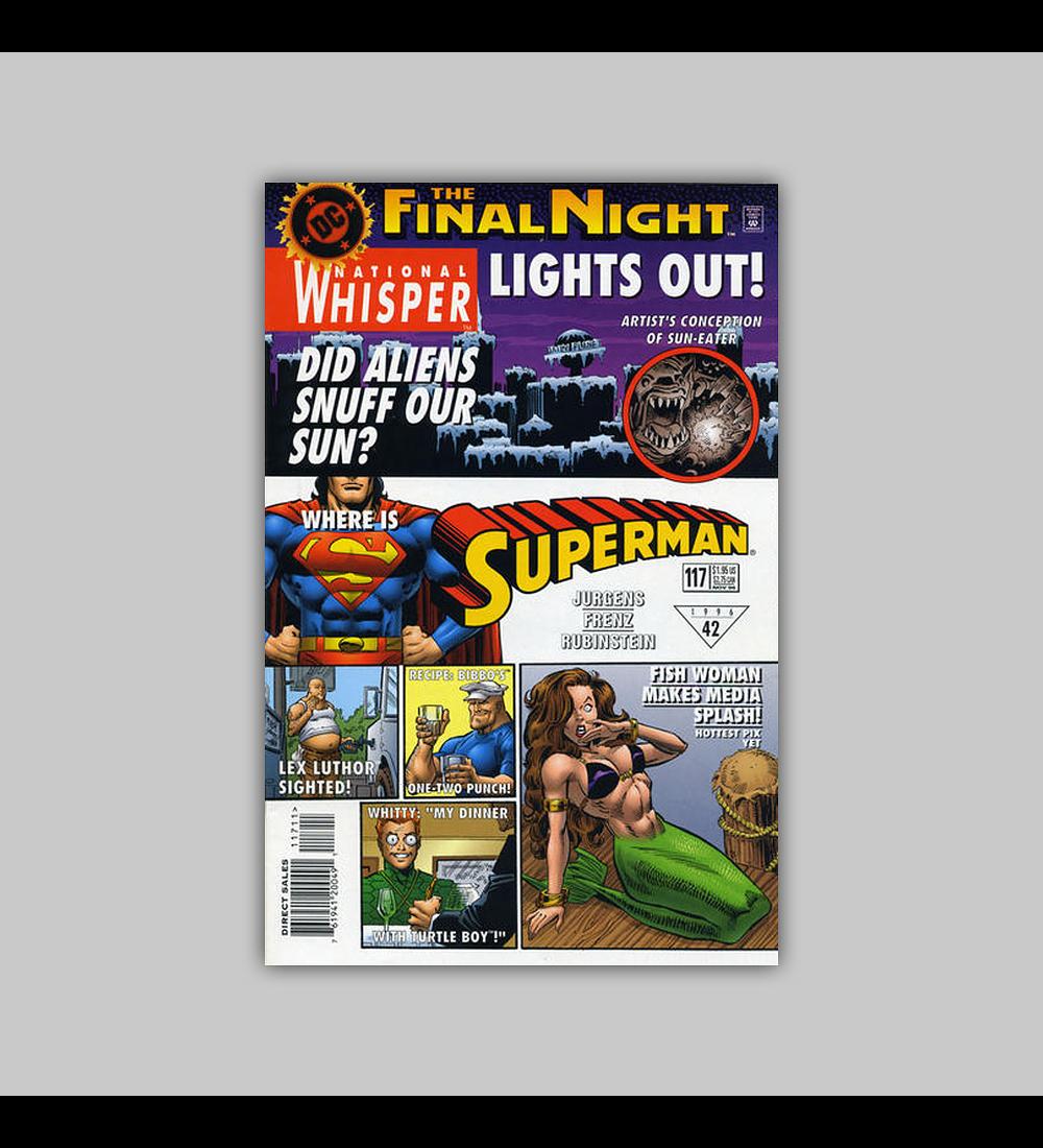 Superman (Vol. 2) 117 1996